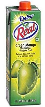 Dabur Real Aampanna Juice (1 L)