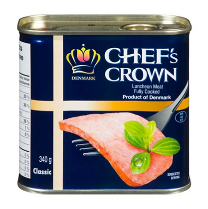 Chef's Crown Luncheon Meat 340g