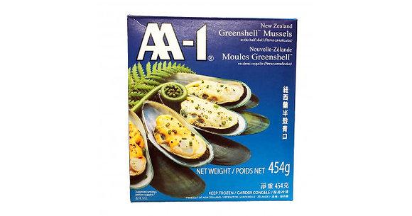 AA 1- New Zealand Greenshell Mussels