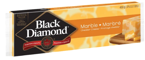 BD Marble Cheddar Cheese - 400g