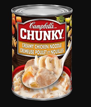 Campbell's Chunky Creamy Chicken 540ml