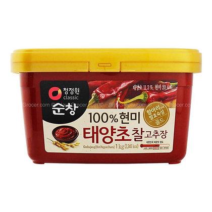 Daesang - Hot Pepper Paste 1kg