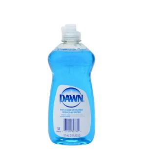 Dawn dishwashing liquid original scent - 375ml