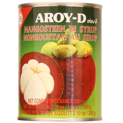 Aroy D Mangosteen In Syrup 565g