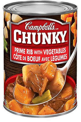 Campbell's Chunky Prime Rib with 540ml