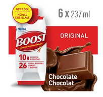 BOOST� Original Chocolate Meal Replacement Drink
