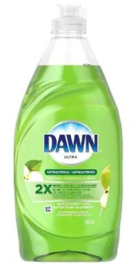 Dawn ultra dishwashing liquid  532ml