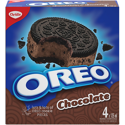 Cheistie Oreo Chocolate 4X125ml