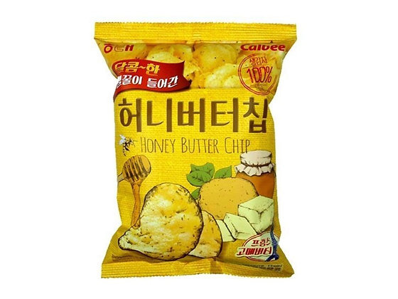 Calbee Honey Butter Chip 60g