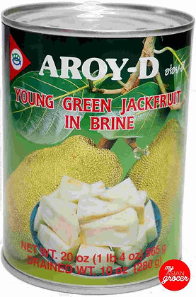 Aroy D - Young Green Jackfruit In Syrup 565g