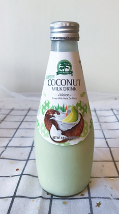 Evergreen Coconut Milk Melon Flavour 290ml
