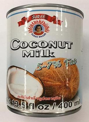 Coconut milk (400 ml)