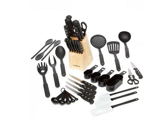 Farberware 40-Piece Cutlery and Tool Set
