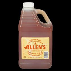 Allen's Pure Apple Cider Vinegar 1L / ea