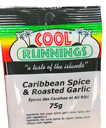 Cool Runnings Caribbean Spice 75g