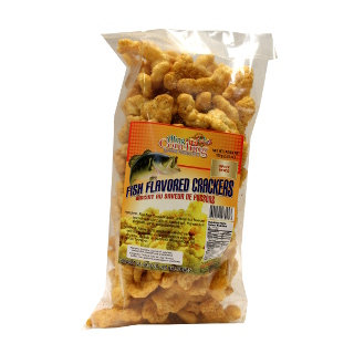 Aling Conching Fish Flavored  100g ( cracker Spicy)