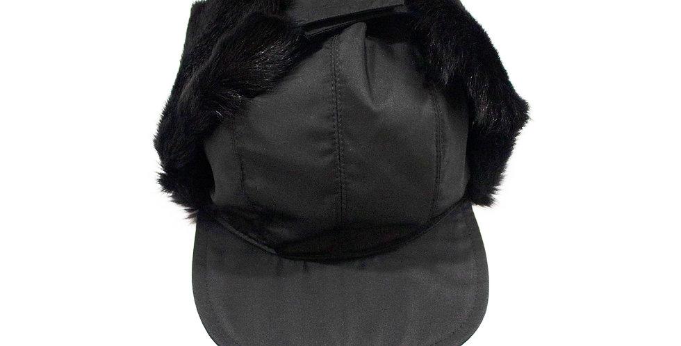 Prada Cap With Ear Flaps