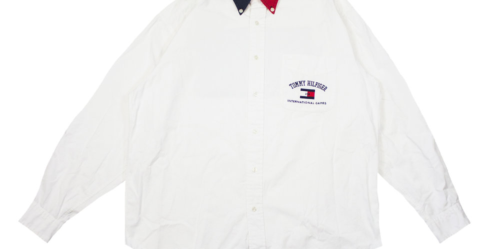 Tommy Hilfiger Spellout Shirt