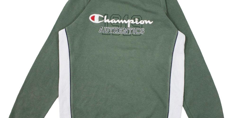 Champion Green Sweatshirt