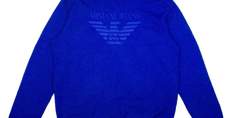 Armani Jeans Knitted Sweatshirt