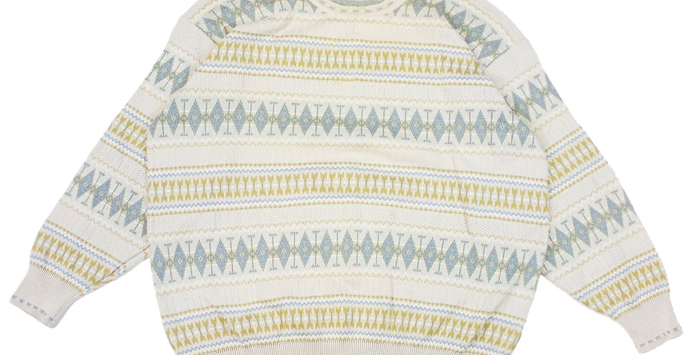 Jaeger Knitted Sweatshirt
