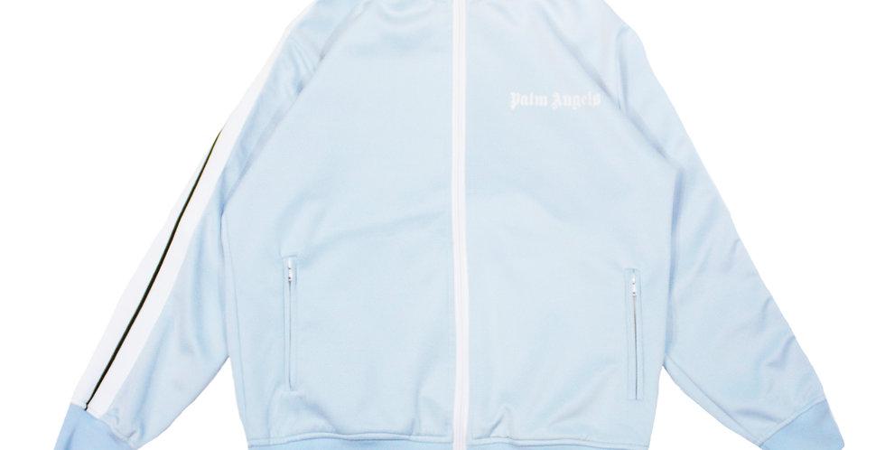 Palm Angels Blue Track Jacket