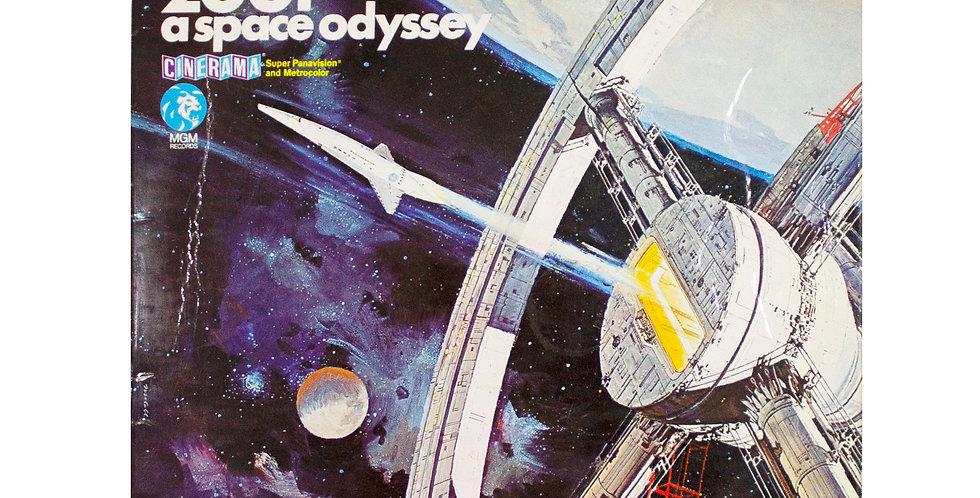 2001 A Space Odyssey Vinyl LP