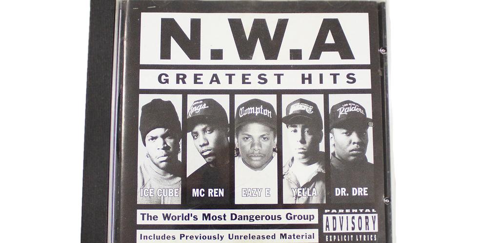 N.W.A – Greatest Hits CD (1996)