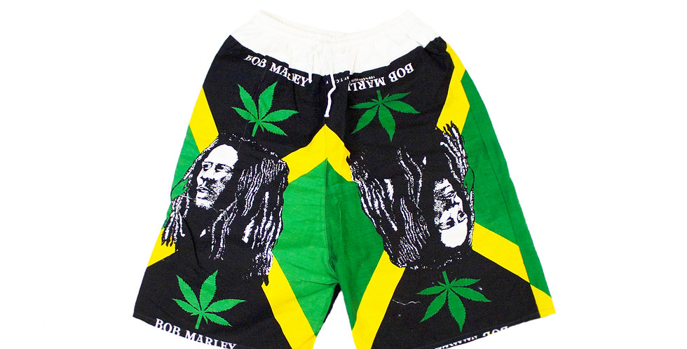 Bob Marley Bootleg Shorts