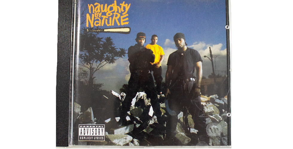 Naughty By Nature ‎– Naughty By Nature CD (1991)