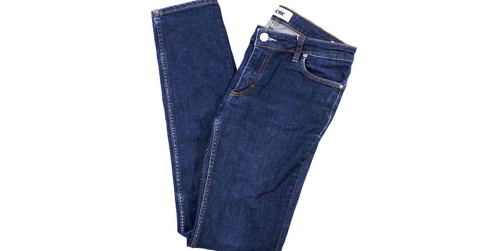 Acne Kex Raw Jeans