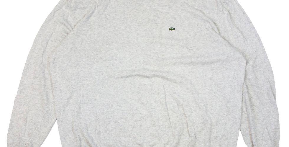 Lacoste Grey Sweatshirt