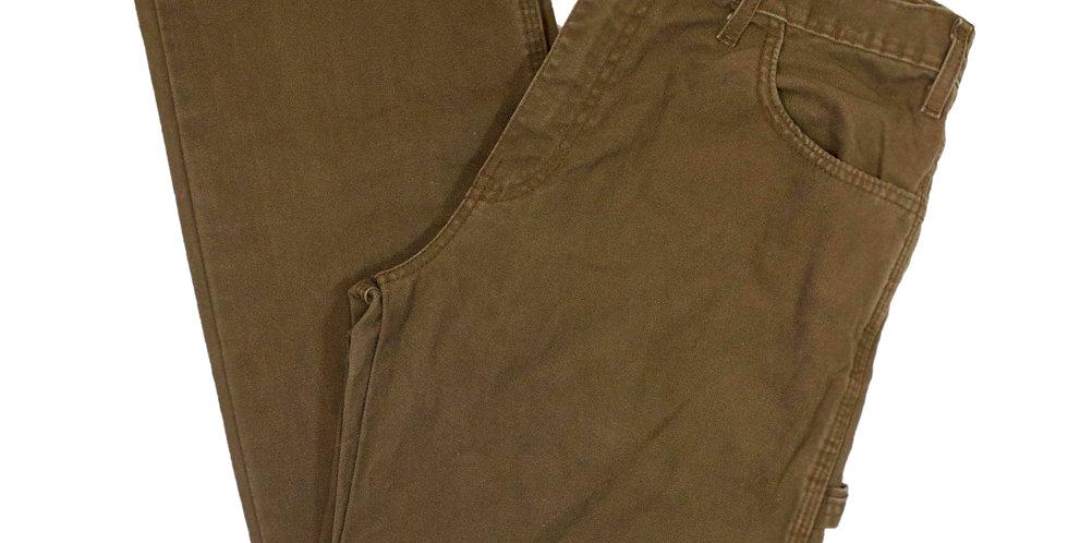 Dickies Brown Work Trousers
