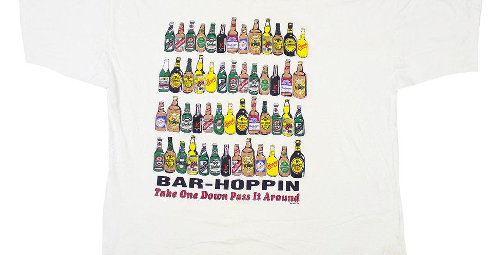 Vintage Bar Hoppin T-shirt