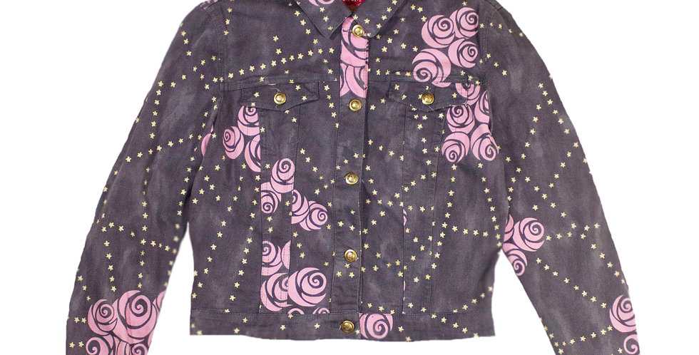 MCM Button Up Jacket