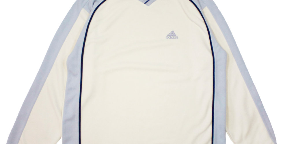 Adidas V Neck Sweatshirt