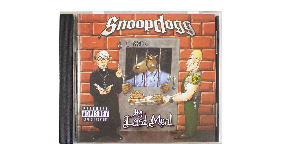 Snoop Dogg: The Last Meal CD (2000)