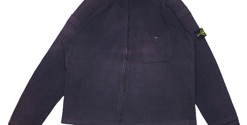 2003 Stone Island Zip Up Pullover