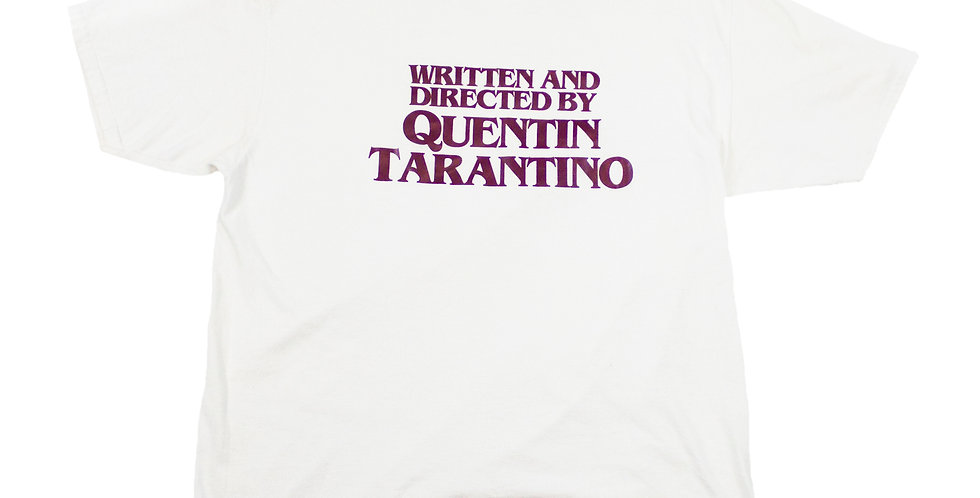Vintage Quentin Tarantino T-shirt