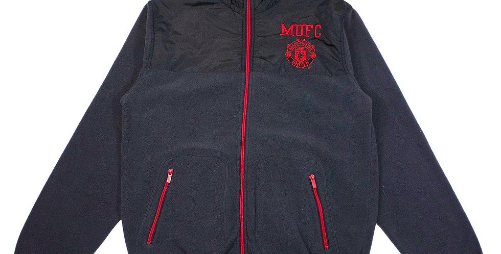 Manchester United Zip Up Fleece