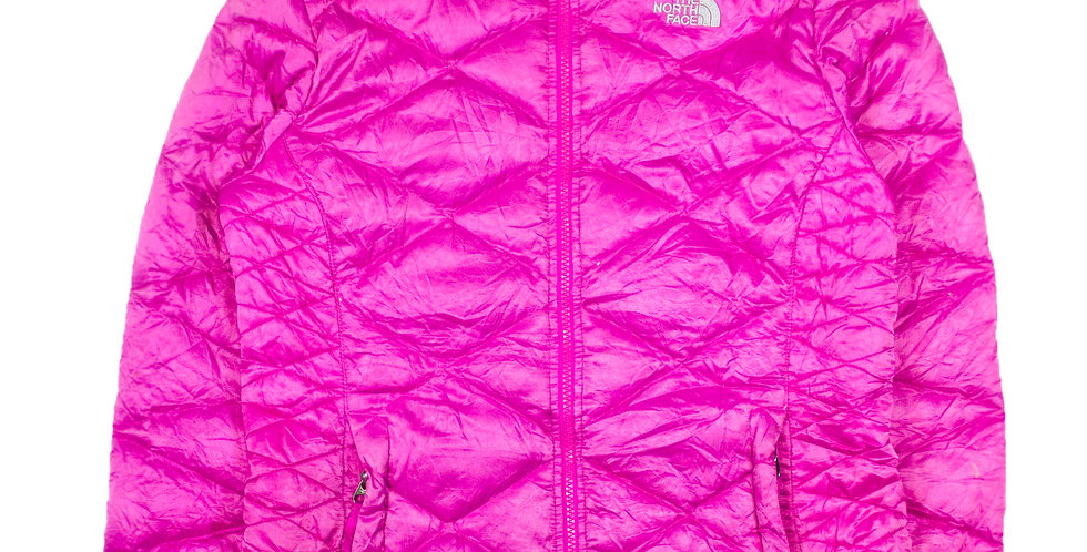 The North Face 550 Pink Down Jacket