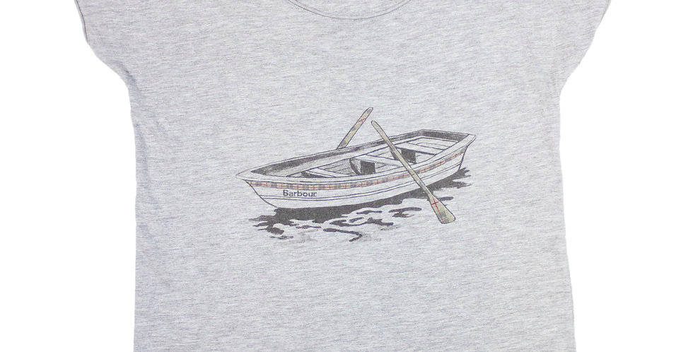 Barbour Grey T-shirt
