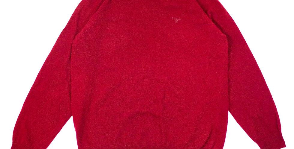Barbour Red Sweatshirt