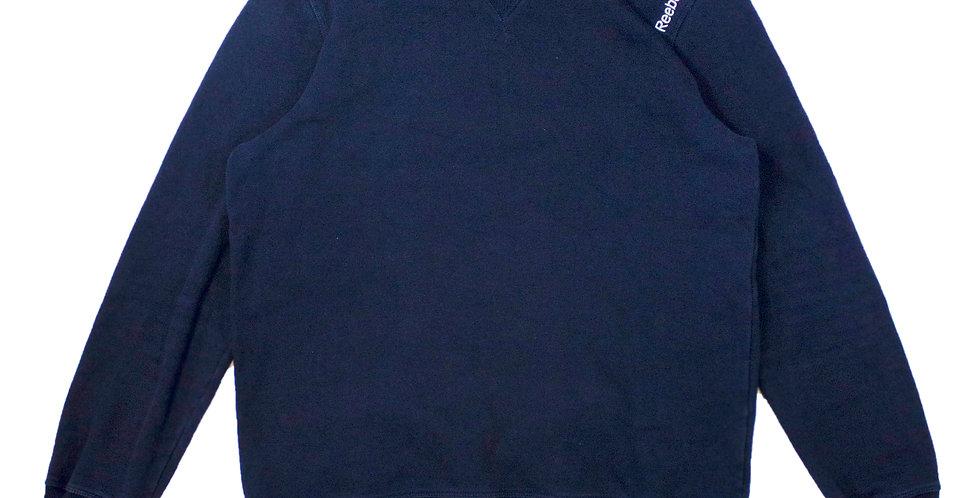 Reebok Navy Sweatshirt