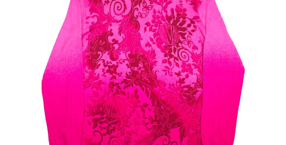 Versace Pink Ombre Sweatshirt