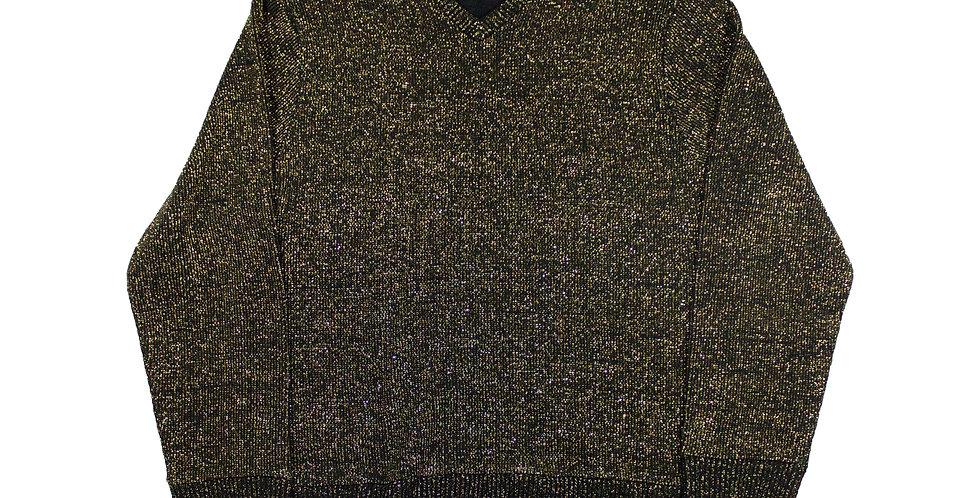Supreme V Neck Sweatshirt