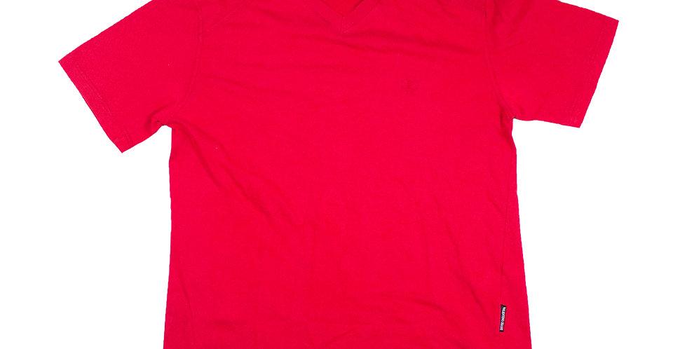 Valentino Jeans V Neck T-shirt