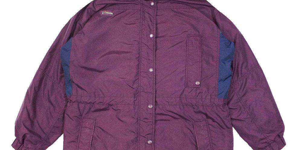 Columbia Zip In Fleece Jacket