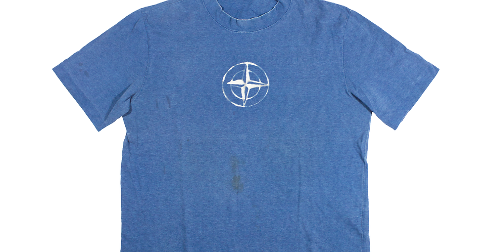 2001 Stone Island Compass T-shirt