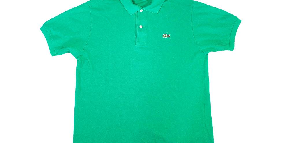 Lacoste Green Polo